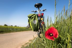Self-guided cycling tour along the Lithuanian seaside